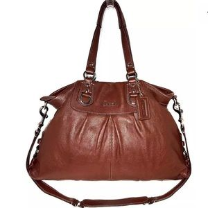 Coach F15513 Ashley Carryall Convertible Tote Bag